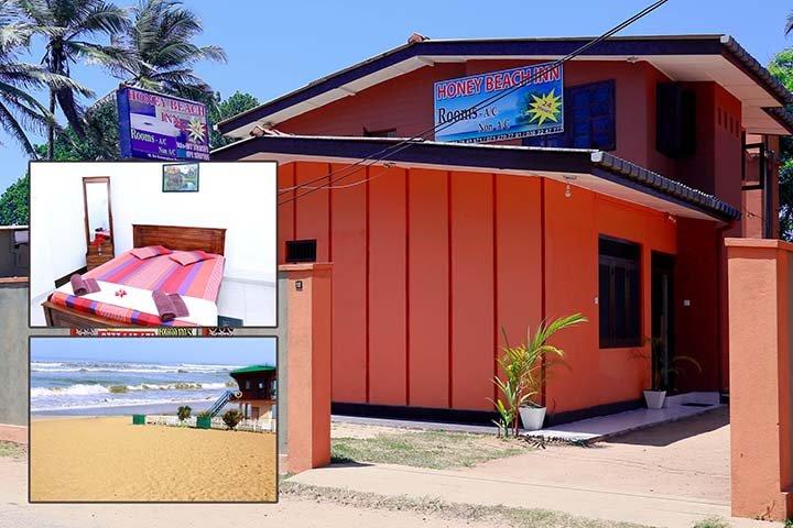 Honey Beach Inn - Panadura, alquiler vacacional en Panadura