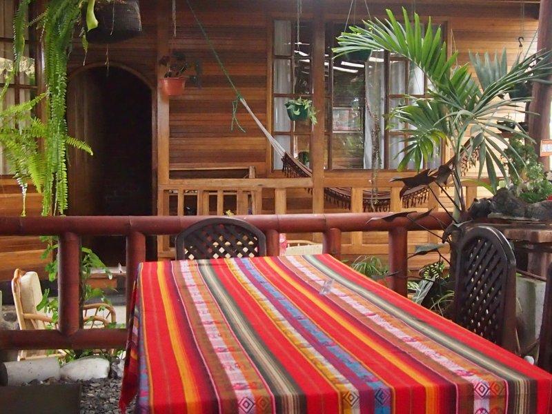 Ljuva hem i Amazonas