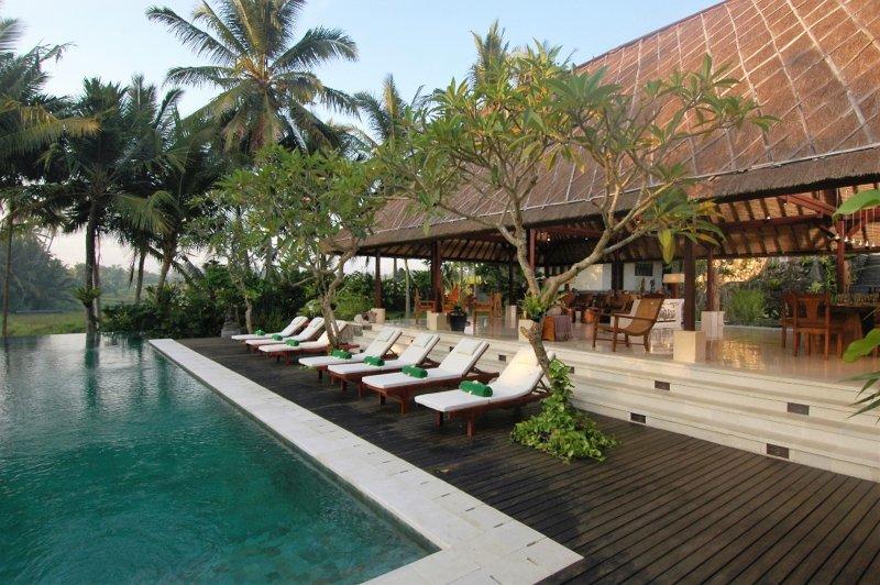 Villa Kanti Ubud Bali - Piscina