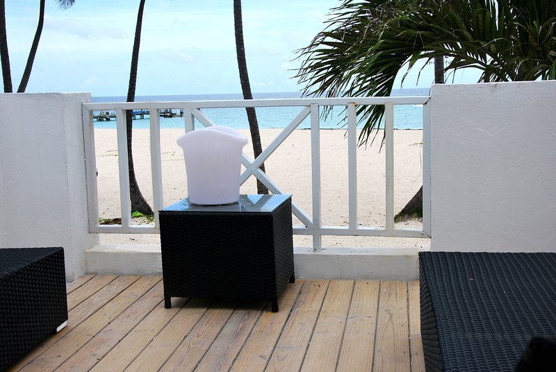Terrace facing the sea - Apartment 6