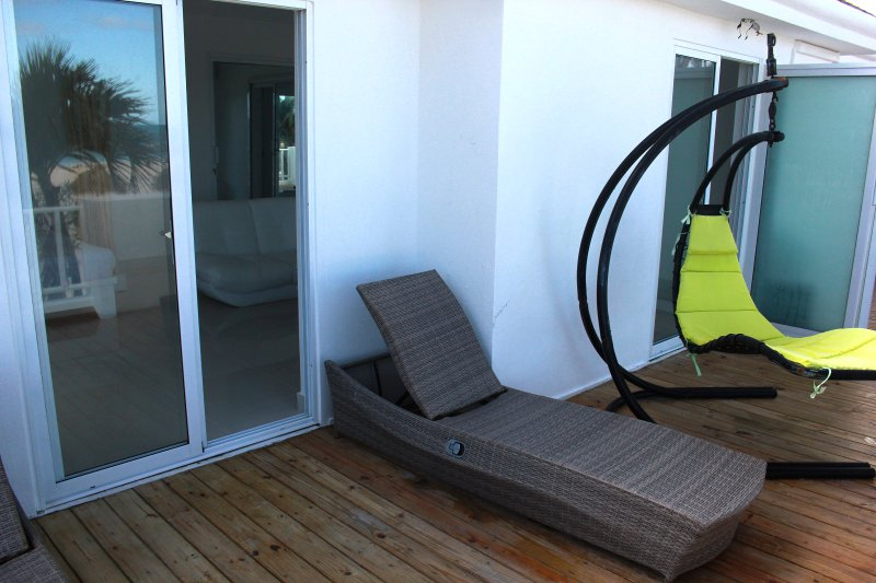 Outdoor furniture - Apartment 6