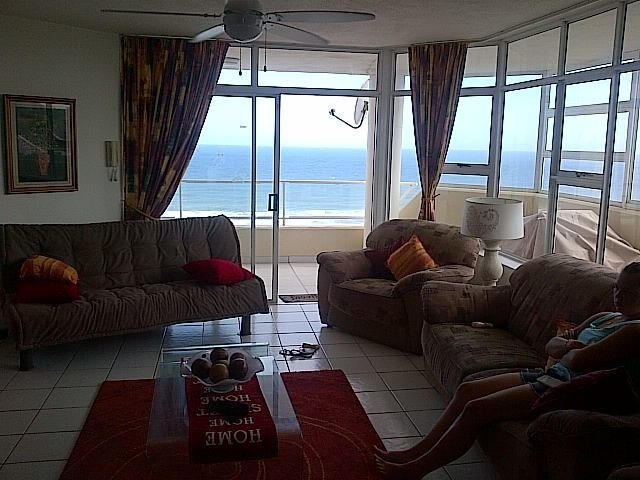 Magnificent sea view apartment in Warner Beach, vacation rental in Isipingo