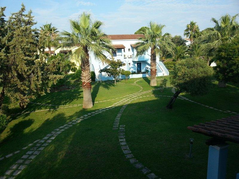 Residence Corfu, Guvia, Govino Bay Resort, aluguéis de temporada em Gouvia