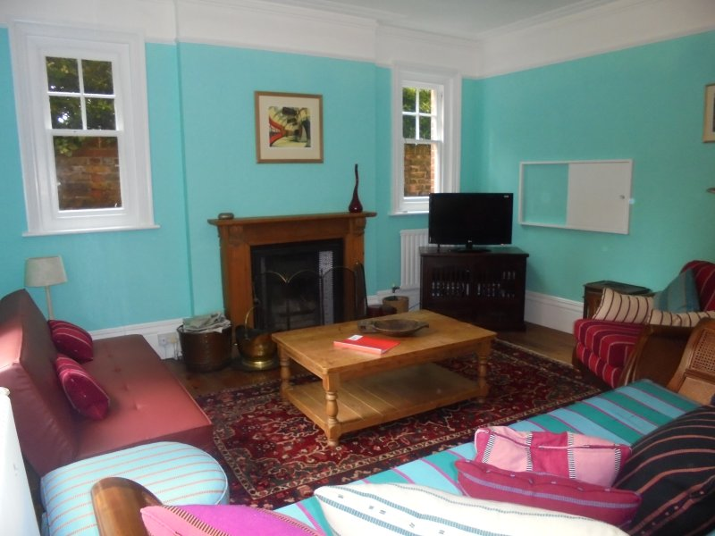 Silverdale Starlight, fabulous and spacious apartment with garden, vacation rental in East Dean
