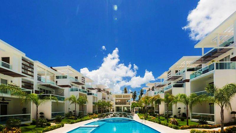 Panoramica + piscina - Appartamento Punta Cana