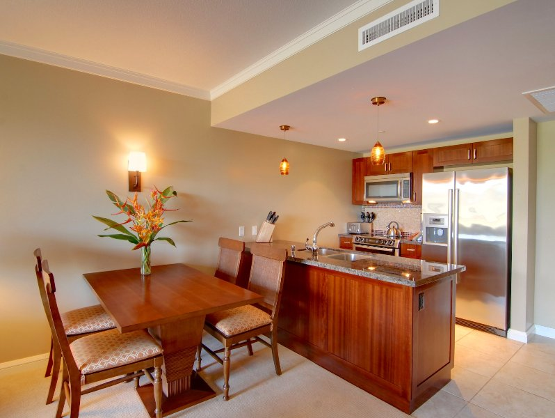 Luxuriously appointed to enhance your Maui experience