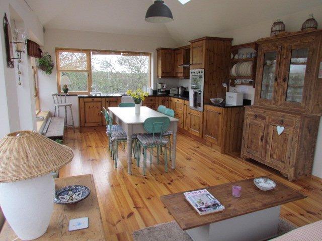 Kitchen in Studio Room.