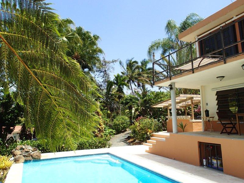 Provencial style villa in Caribbean, vacation rental in Rio Grande