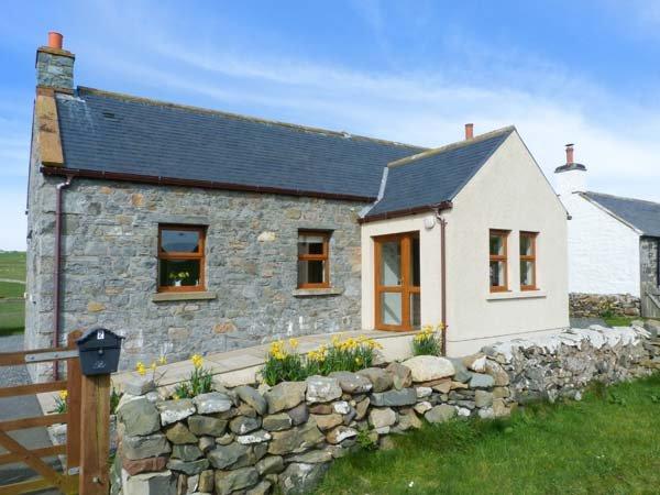 2 South Milton Cottages, Stairhaven, location de vacances à Ardwell