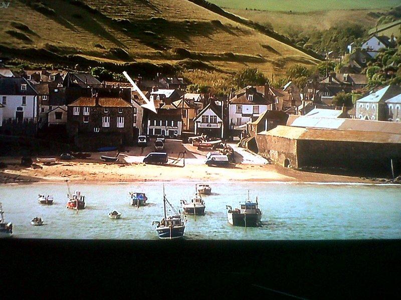 Harbour Loft - as seen on Doc Martin