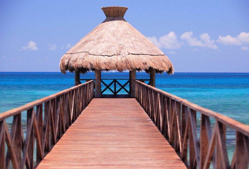 Vistas desde Riviera Maya