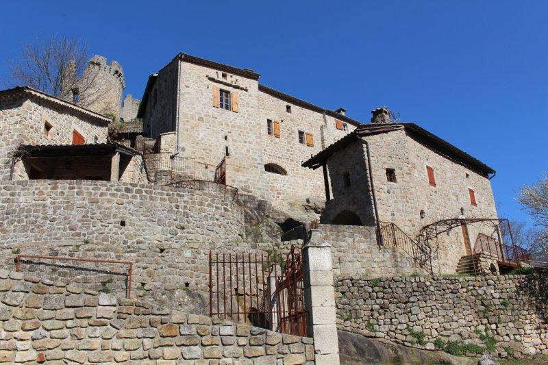 The Castle District