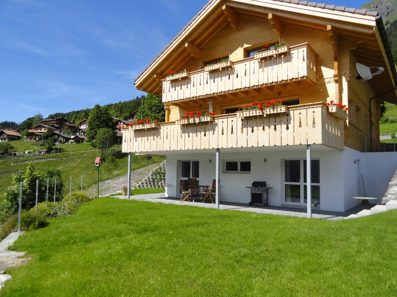 Chalet Canadian Corner, holiday rental in Jungfrau Region