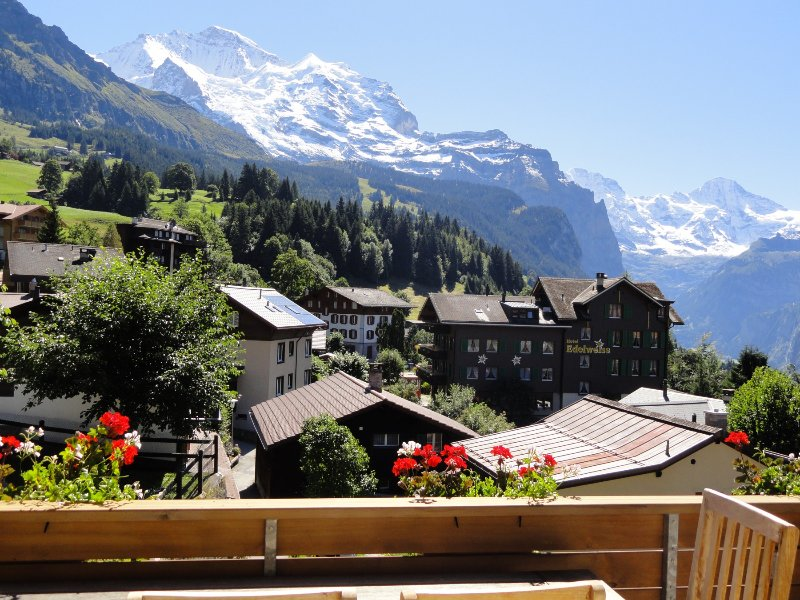 Chalet Hannegg Penthouse, holiday rental in Jungfrau Region