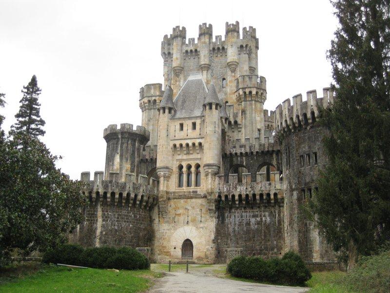château Butrón