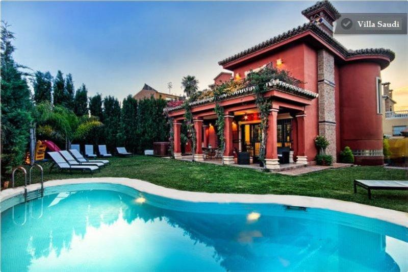 villa saudi, holiday rental in Torremolinos