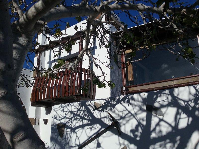 'GOFIO' Delizioso Appartamento in terrazza panoramica, holiday rental in Maguez