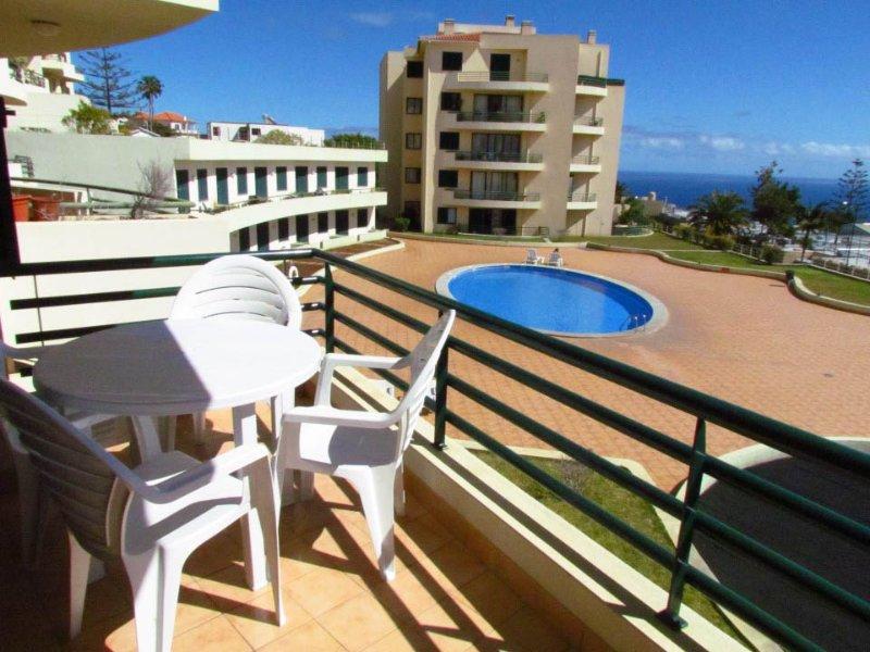 Garajau Pool Terrace, vacation rental in Canico