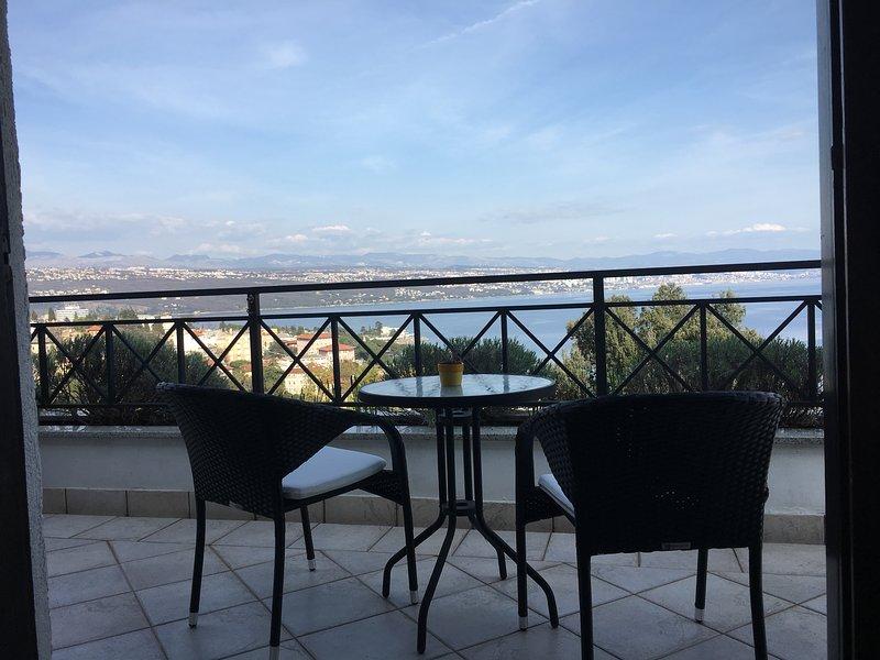 Apartments Seccareccia, holiday rental in Opatija