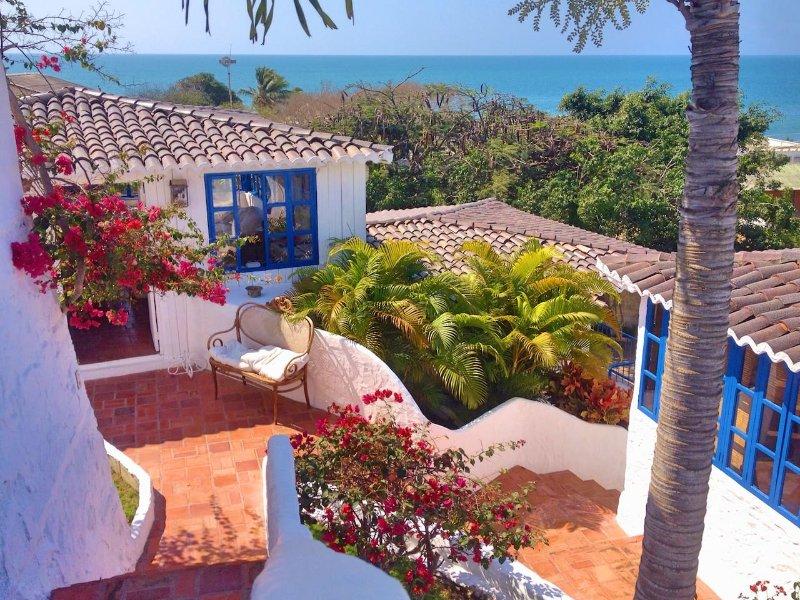 Casa KoKopelli vue terrasse