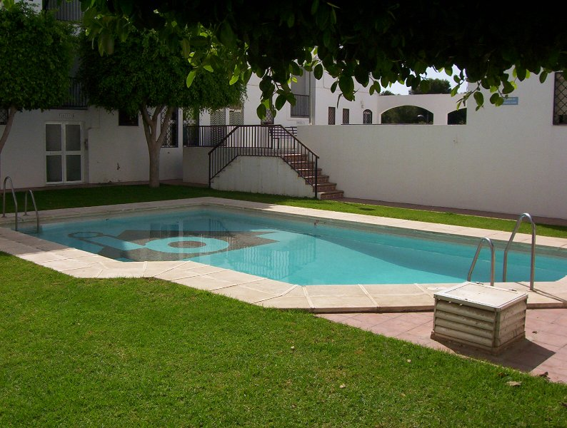 Aguadulce - Centro, Calle Fénix, holiday rental in Alhama de Almeria