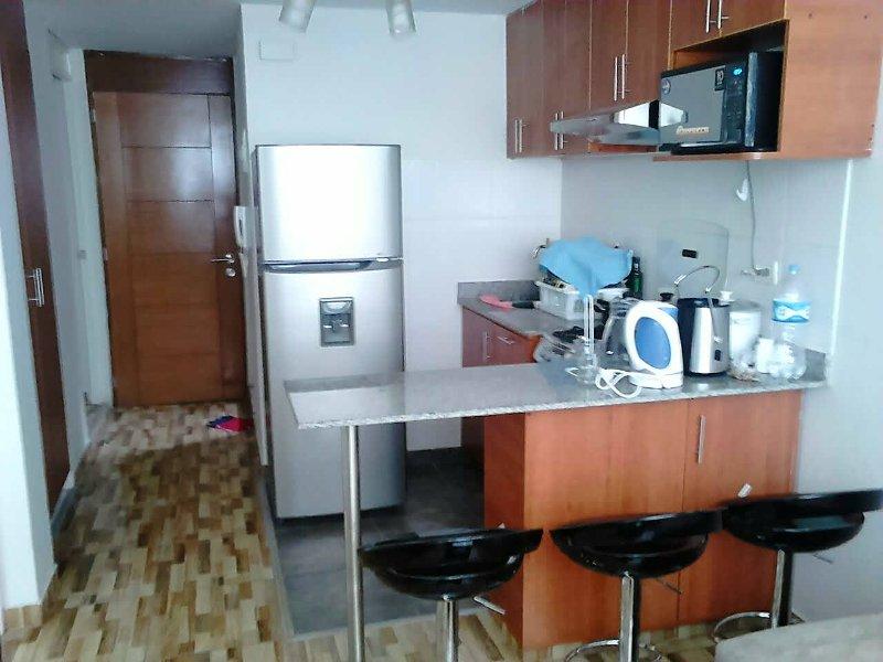 LIMA FLATS 4 1D CERCA A MIRAFLORES (10 MIN), alquiler de vacaciones en Lima