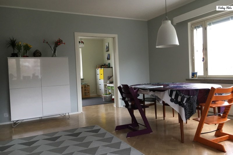 Beautiful family apartment, holiday rental in Uusimaa