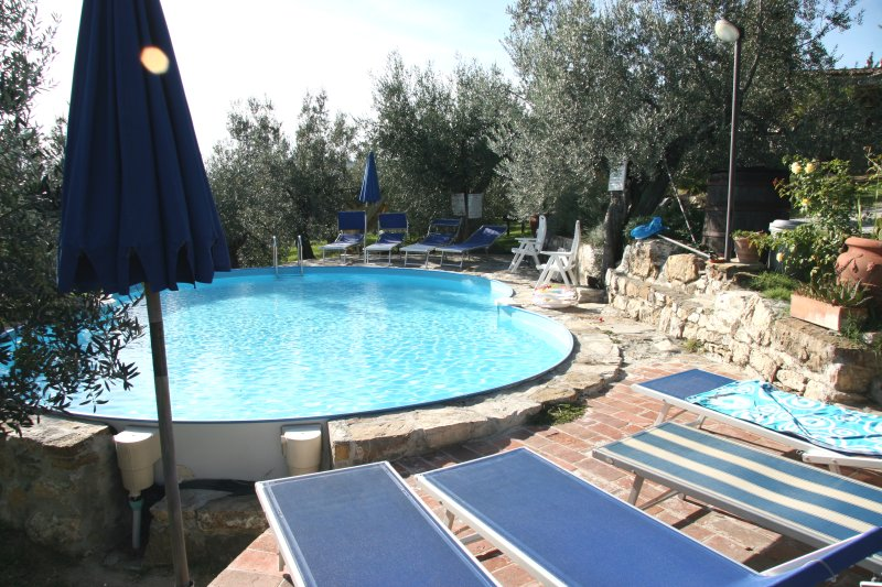 Amazing house with shared pool, holiday rental in Calenzano