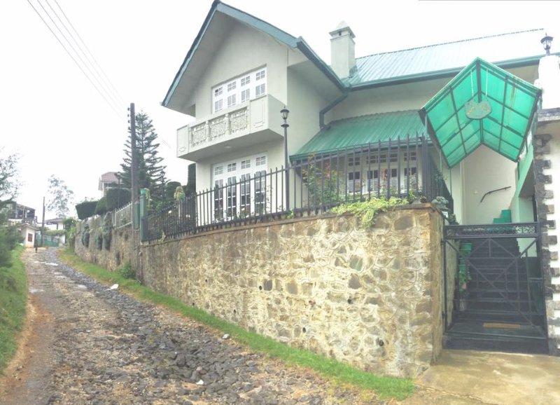 The Rosevilla Bungalow, aluguéis de temporada em Nuwara Eliya