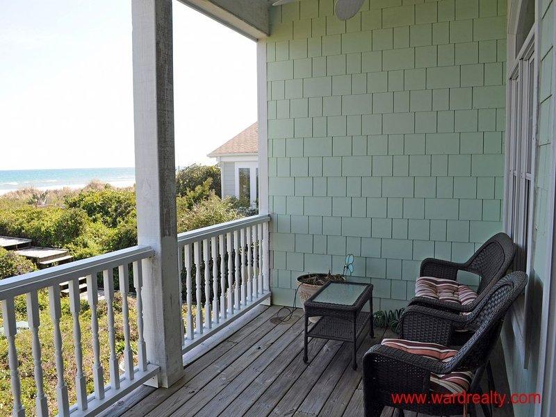 1st Floor Oceanfront Porch