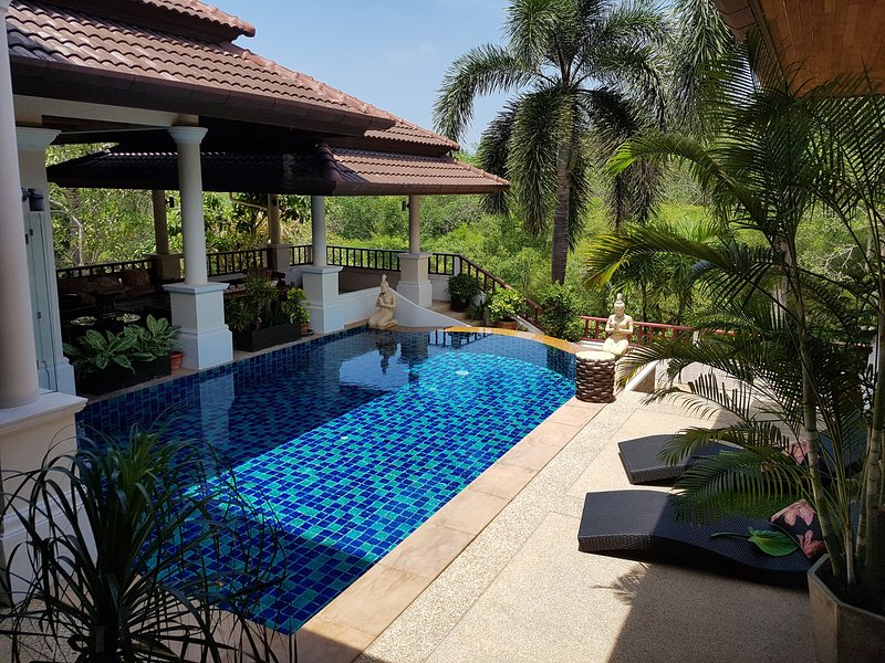 Private Pool in Courtyard