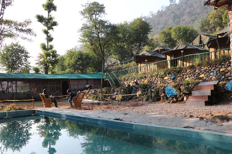 TripAaka Camps, holiday rental in Tapovan