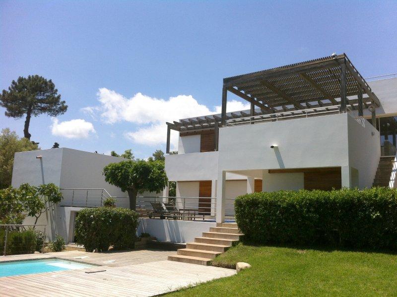 Villa Pinarello, holiday rental in Pinarellu