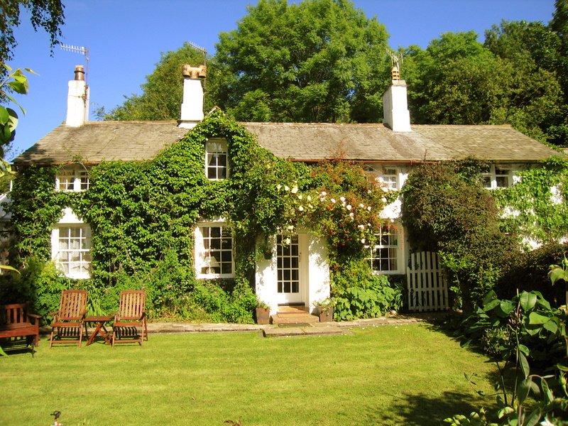 Cottage Tom, avec son propre jardin privé et clos
