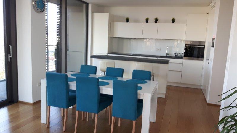 Tilia Stay Grand Apartment, holiday rental in Ljubljana