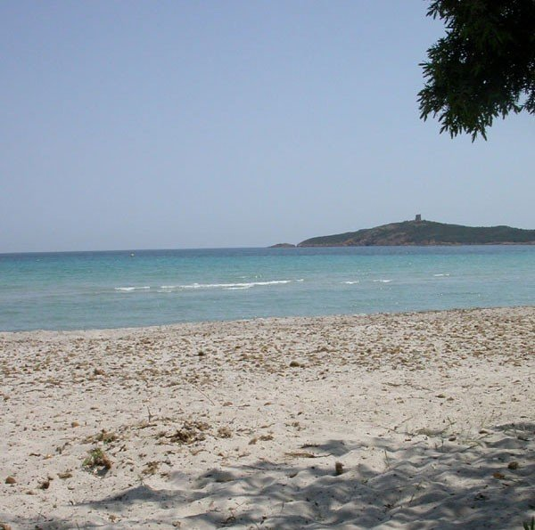 praia Pinarellu em 8 minutos de carro
