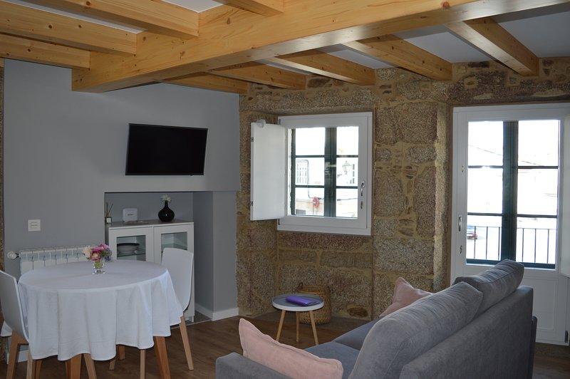 A Casiña (Casa con encanto en el casco histórico), holiday rental in Santiago de Compostela
