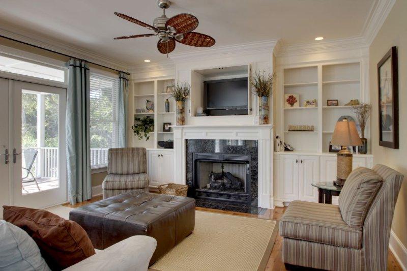 Wonderful but Comfortable Living Area