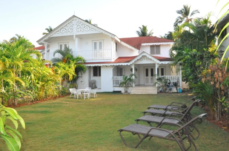 Villa Colonial, location de vacances à Las Terrenas