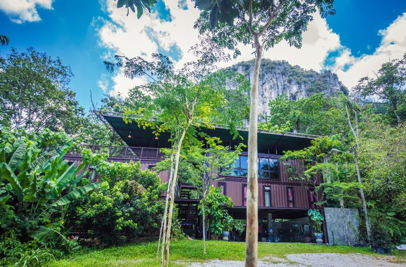 Templer Park Rainforest Retreat - Container, holiday rental in Rawang