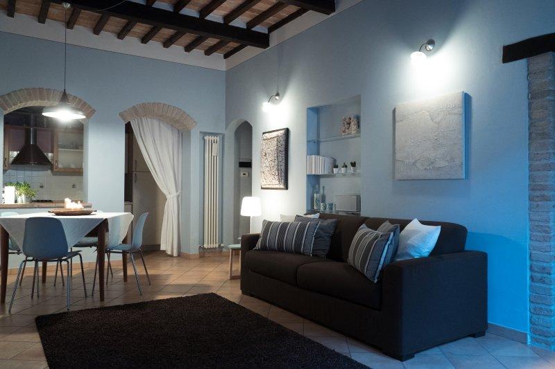 Vicolobellisei - appartamento, holiday rental in Poggio Torriana