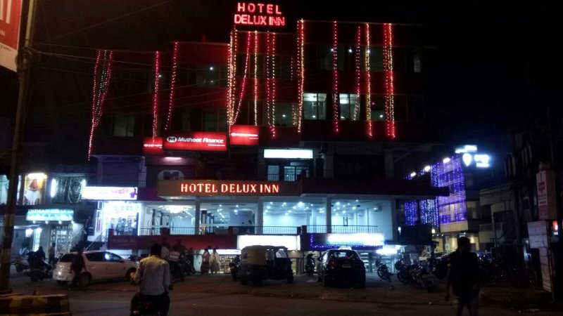 Hotel Delux Inn, holiday rental in Agra District