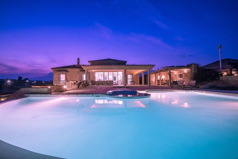 Villa Diamond, vacation rental in Porto Heli