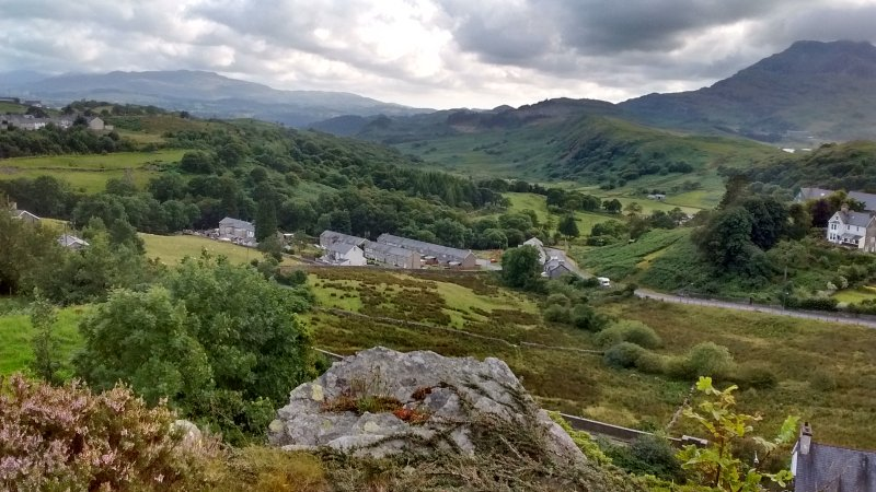Mountain Walks Straight From The Doorstep, Ferienwohnung in Blaenau Ffestiniog