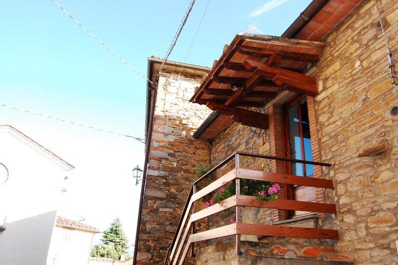 Angolo Incantato - Caterina, holiday rental in Bibbiano