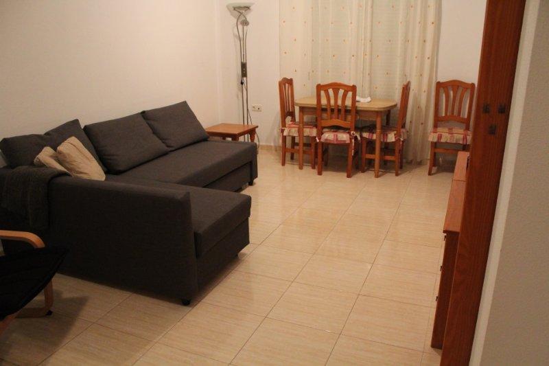 Apartamento  semi-nuevo 2 dormitorios a 150 m de la playa, vacation rental in Lo Pagán