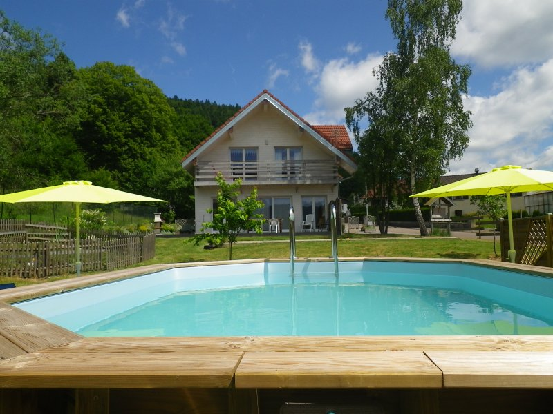 """Chalets du Sorbier"" near La Bresse Gerardmer luxurious chalet for an unforgettable stay."