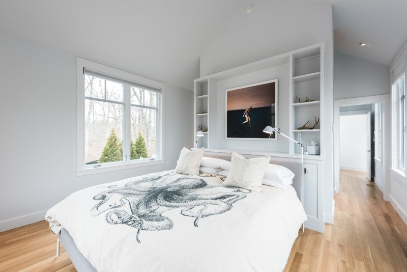 Master Bedroom, 2nd Level, Ensuite, Private Wing of House