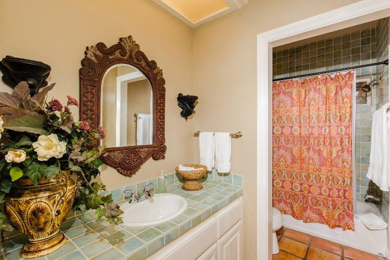 Bathroom #3 Tub 7 Shower