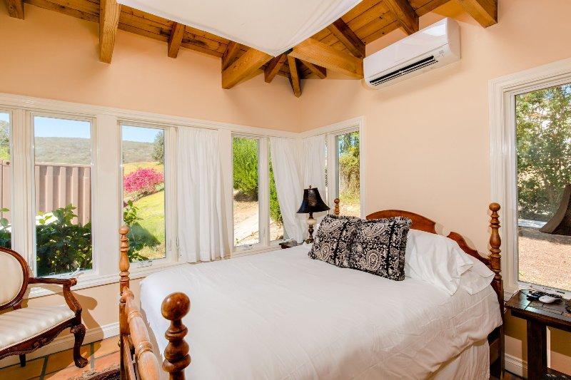 Casita Bedroom #5 Queen Bed Sleeps 2